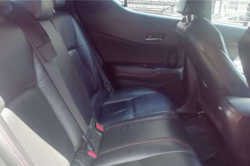 Used 2017 Toyota C-HR 1.2T