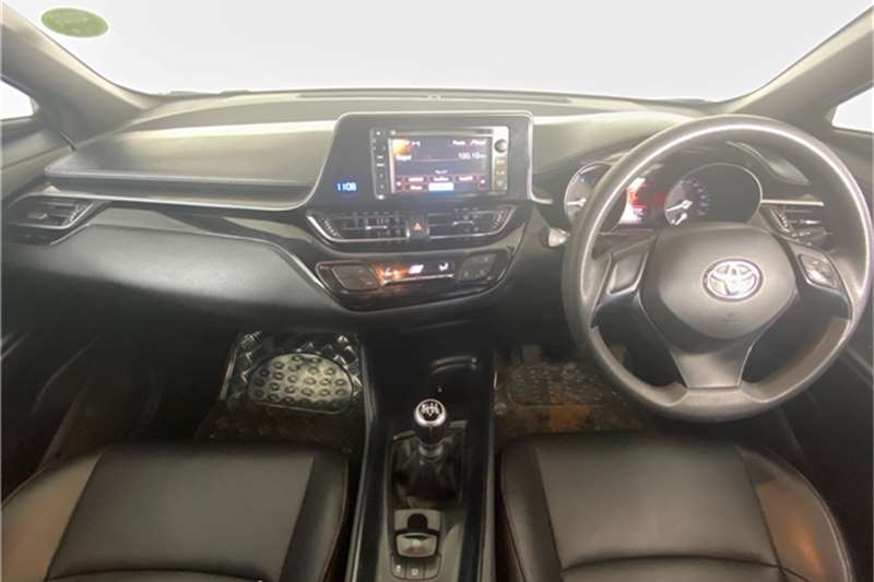 2017 Toyota C-HR C-HR 1.2T