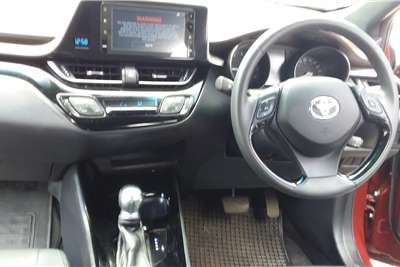 Toyota C-HR 1.2T 2018