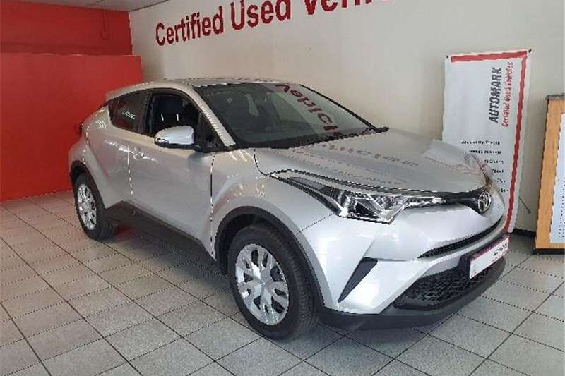 Toyota C-HR 1.2T 2019
