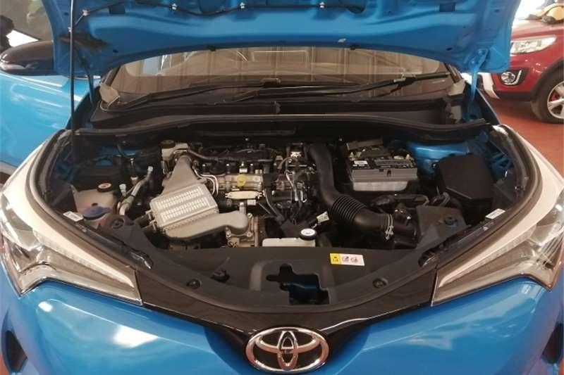 2019 Toyota C-HR C-HR 1.2T