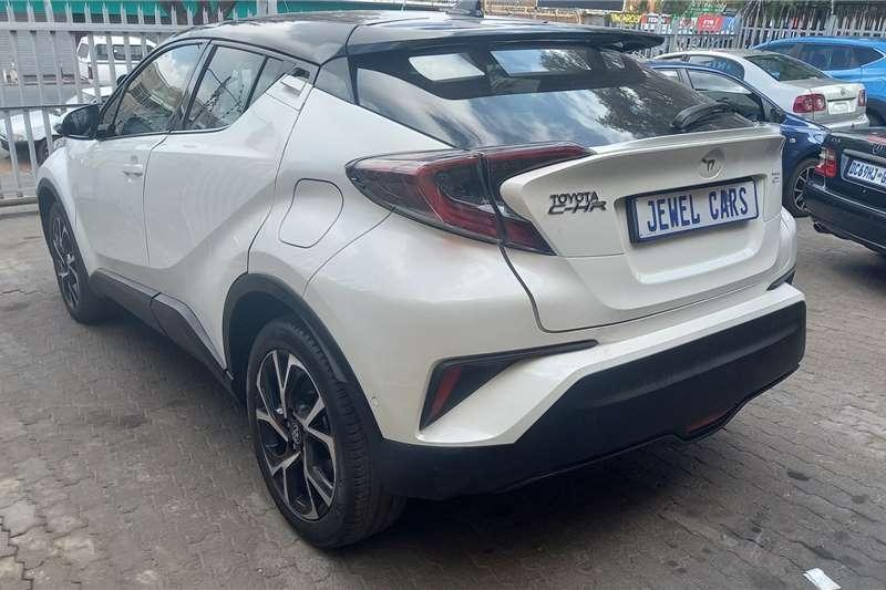Used 2019 Toyota C-HR 1.2T
