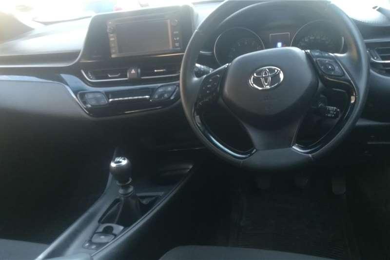 Used 2017 Toyota C-HR
