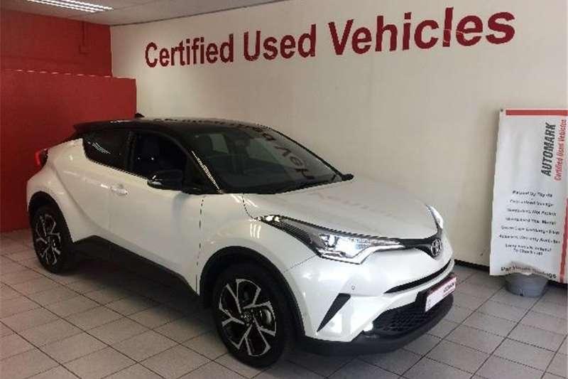 Toyota C-HR 1.2T LUXURY CVT 2018