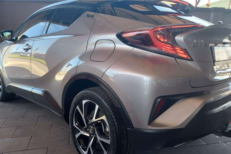 Toyota C-HR 1.2T LUXURY CVT 2018