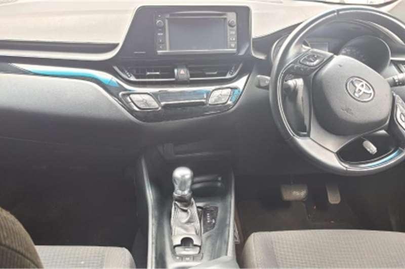 Used 2018 Toyota C-HR 1.2T LUXURY CVT