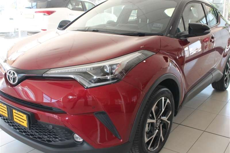 Toyota C-HR 1.2T LUXURY CVT 2019