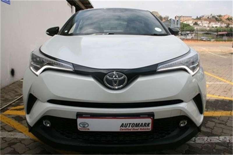 Toyota C-HR 1.2T LUXURY CVT 2019