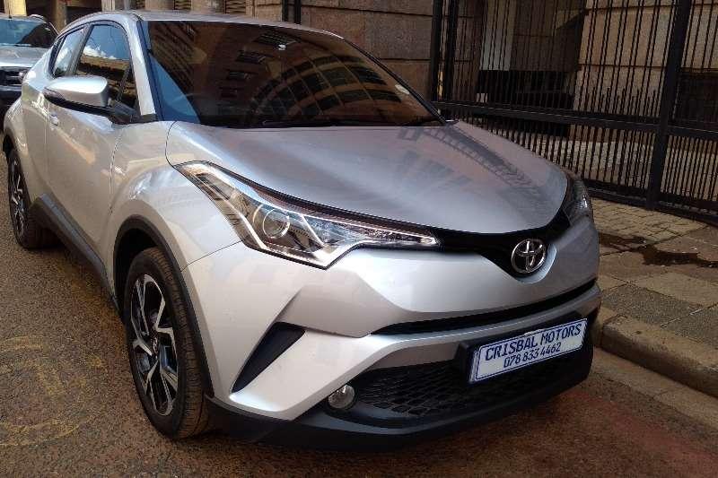 Used 2019 Toyota C-HR 1.2T LUXURY CVT