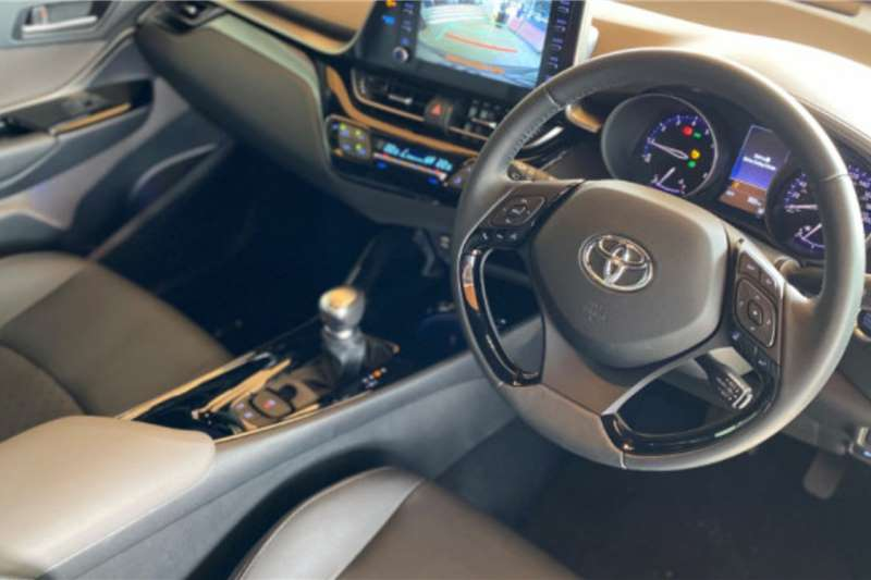 Used 2020 Toyota C-HR 1.2T LUXURY CVT