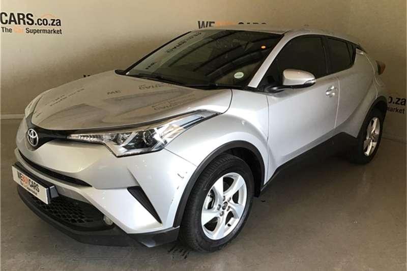 Toyota C-HR 1.2T Plus 2017