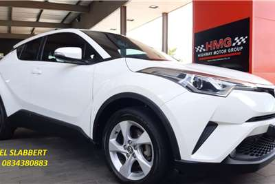 Used 2017 Toyota C-HR 1.2T PLUS