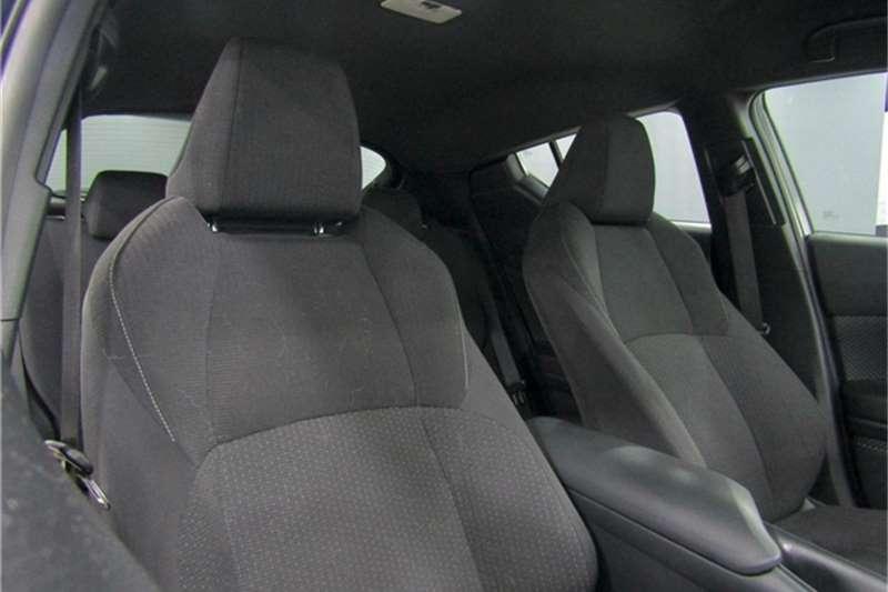 Used 2017 Toyota C-HR 1.2T Plus