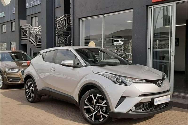 Toyota C-HR 1.2T Plus 2018