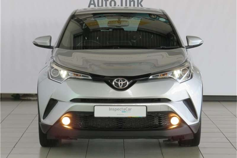 Toyota C-HR 1.2T Plus 2018