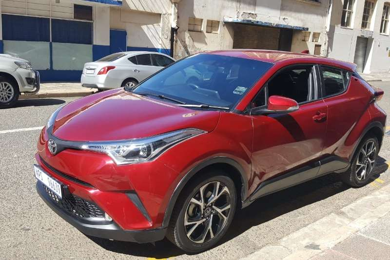 Used 2018 Toyota C-HR 1.2T Plus