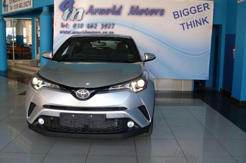 Toyota C-HR 1.2T PLUS 2019
