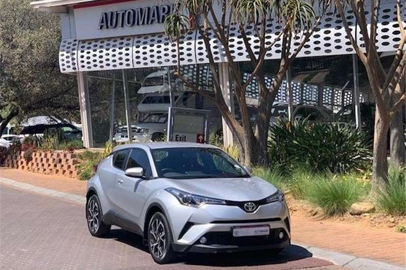 Toyota C-HR 1.2T Plus 2019