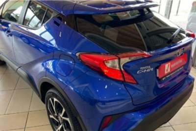 Used 2021 Toyota C-HR 1.2T Plus