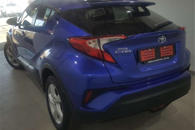 Toyota C-HR 1.2T Plus auto 2017