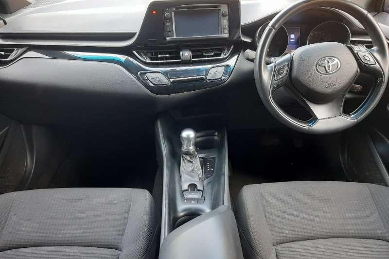Toyota C-HR 1.2T Plus auto 2017