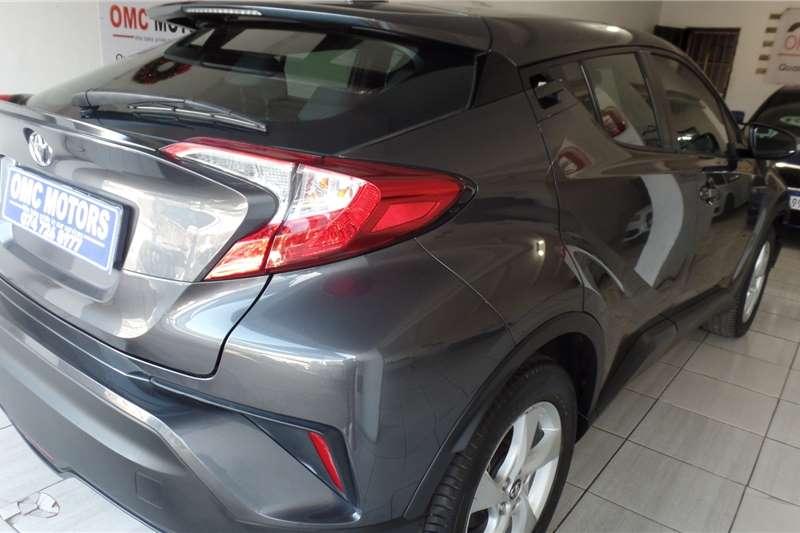 Used 2017 Toyota C-HR 1.2T Plus auto