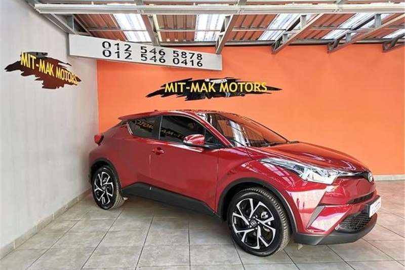 Toyota C-HR 1.2T Plus Auto 2018