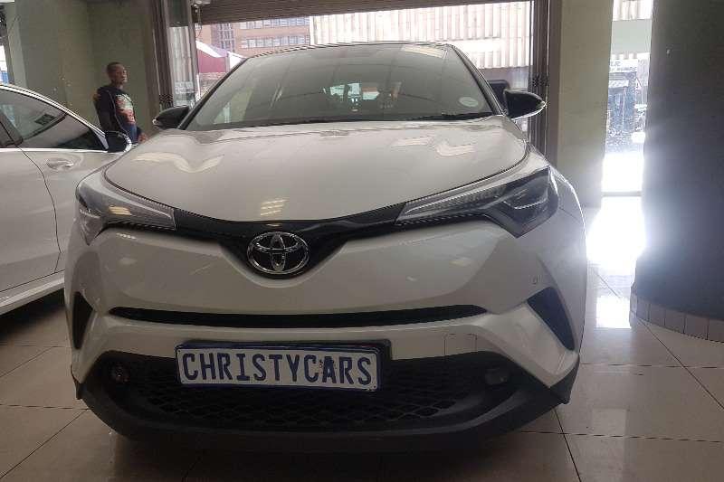 Toyota C-HR 1.2T Plus auto 2018
