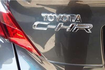 2018 Toyota C-HR C-HR 1.2T Plus auto