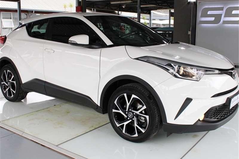 Used 2018 Toyota C-HR 1.2T Plus auto