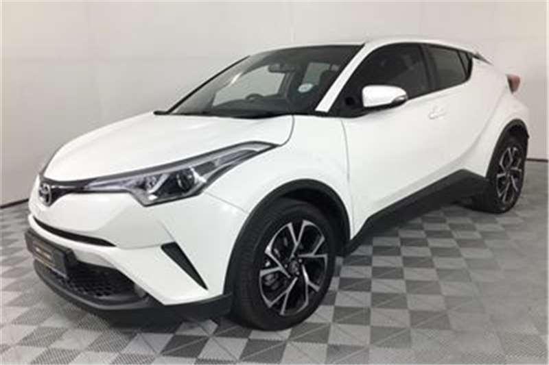 Toyota C-HR 1.2T Plus auto 2019