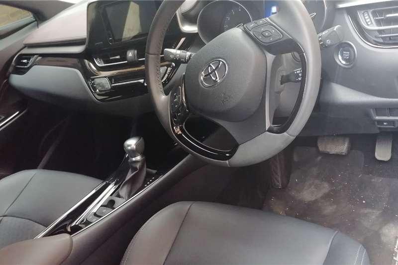 2019 Toyota C-HR C-HR 1.2T Plus auto
