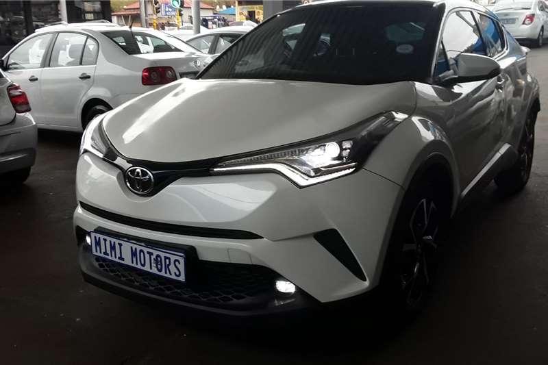 Used 2019 Toyota C-HR 1.2T Plus auto