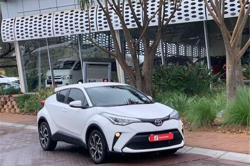 Toyota C-HR 1.2T Plus auto 2020