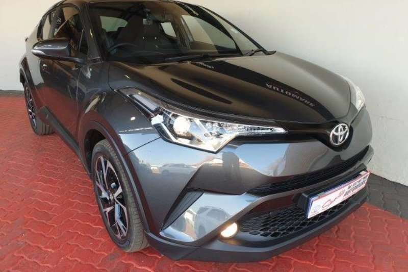 Toyota C-HR 1.2T PLUS CVT 2019