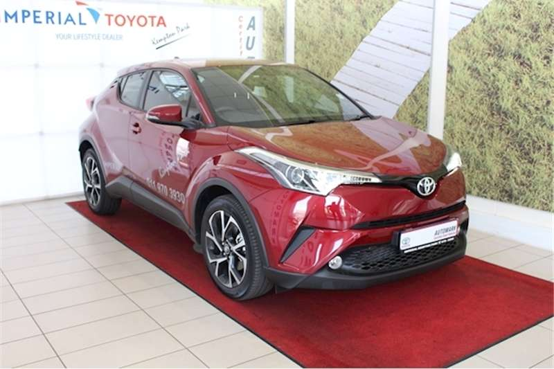 Toyota C-HR 1.2T Plus auto