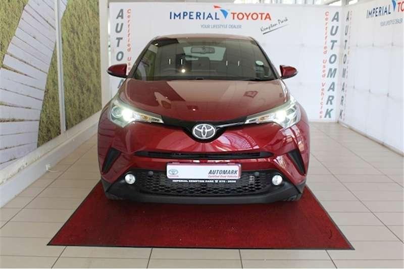 2019 Toyota C-HR 1.2T Plus auto