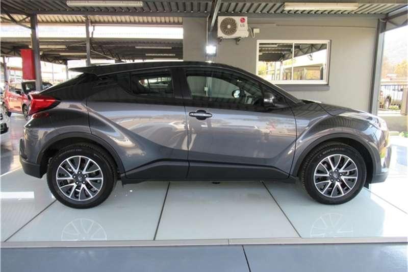 2018 Toyota C-HR 1.2T
