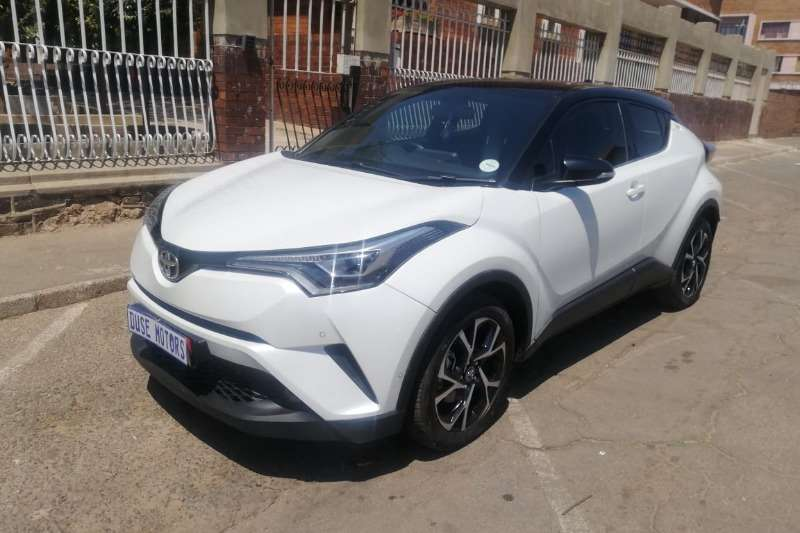 2018 Toyota C-HR 1.2T LUXURY CVT