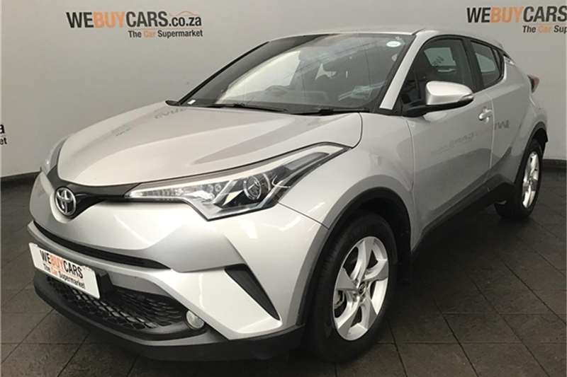 2017 Toyota C-HR 1.2T Plus auto