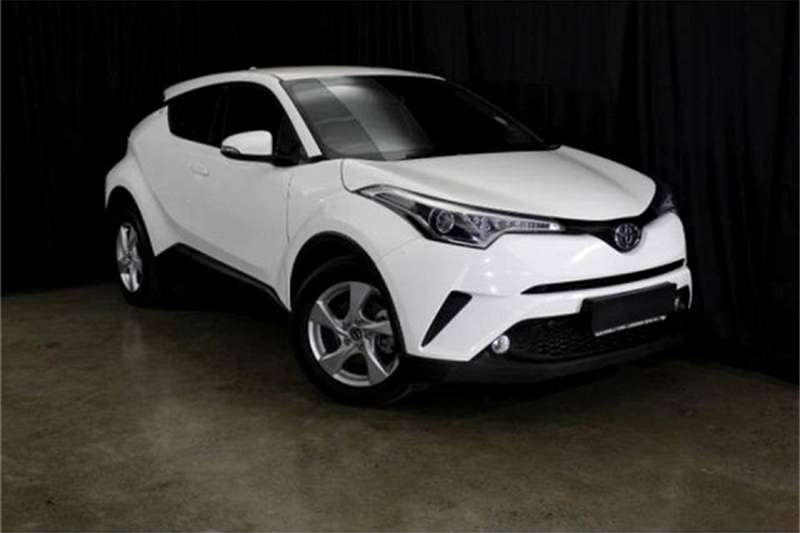 2017 Toyota C-HR 1.2T Plus