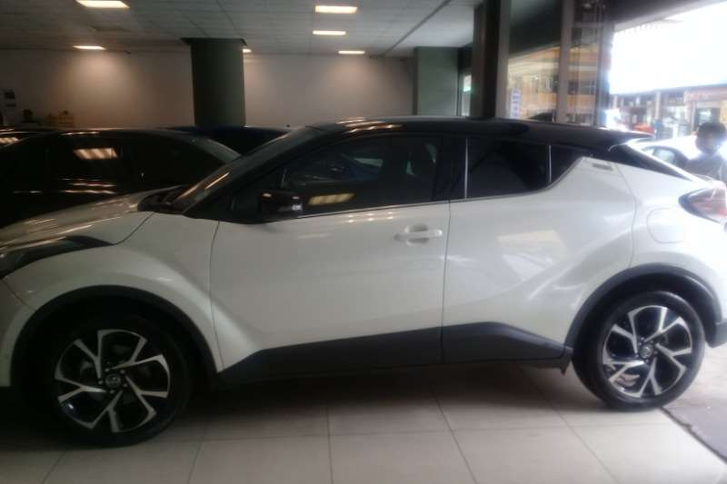 2018 Toyota C-HR 1.2T Plus auto