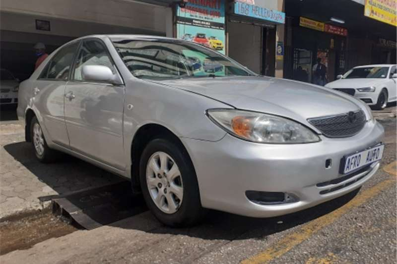 Used 2004 Toyota Camry