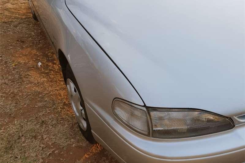 Toyota Camry 2.4 GLi 2001