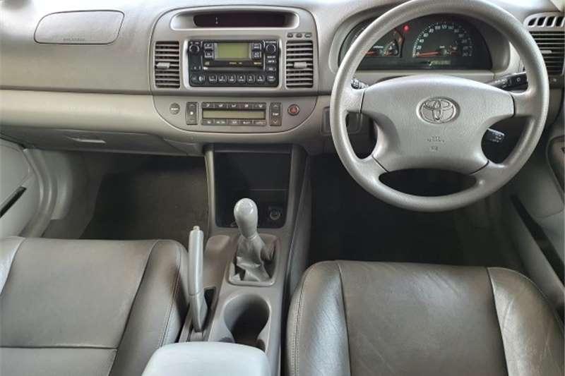 Toyota Camry 2.4 XLi 2005