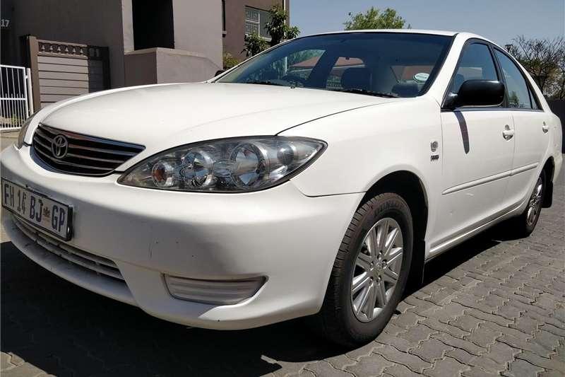 Toyota Camry 2.4 XLi automatic 2006