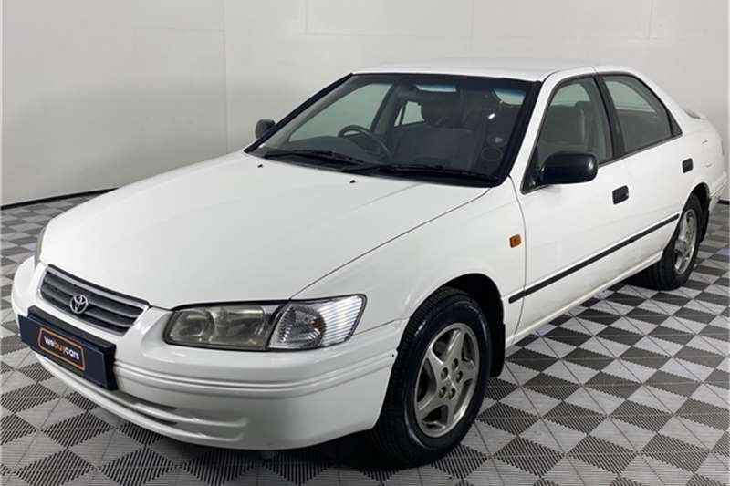 Used 2002 Toyota Camry