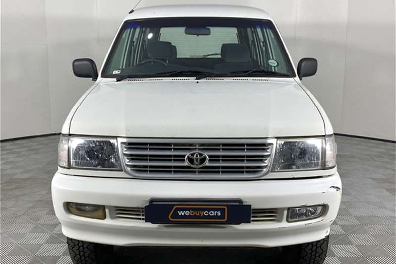 2001 Toyota Condor