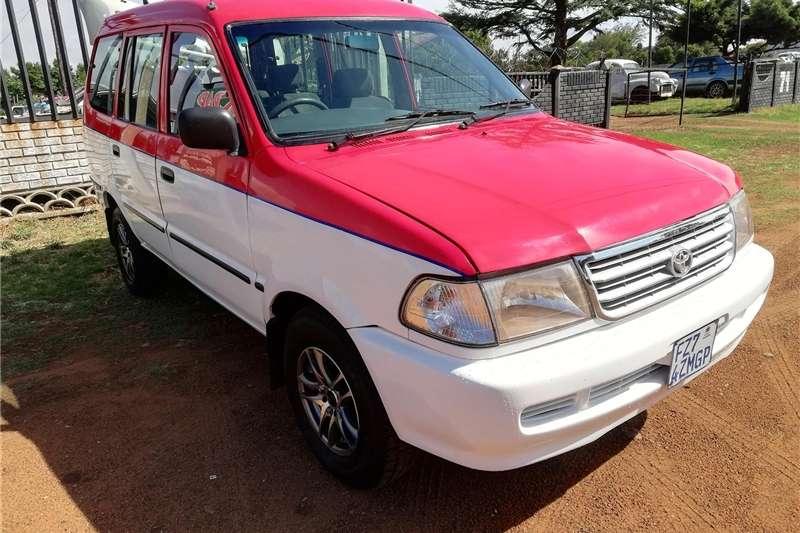 Toyota Condor 2002
