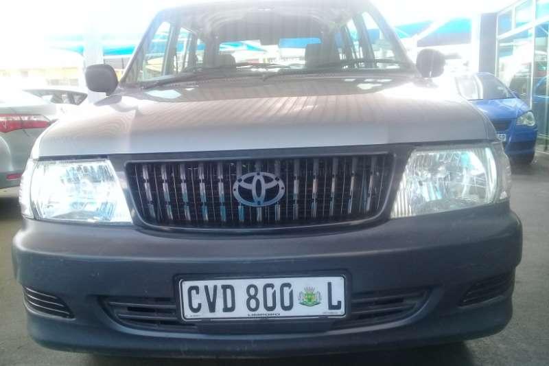 Toyota Condor 2400i 2009